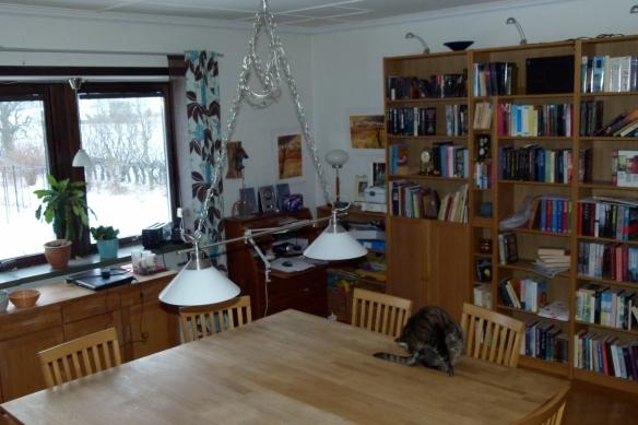 Matrum och bibliotek